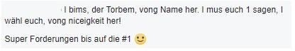 Facebook-Kommentar