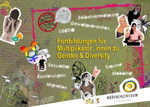 Fortbildung für Multiplikator_innen zu Gender und Diversity